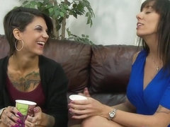Bonnie Rotten and Mom Filthy Cocksucking Duo