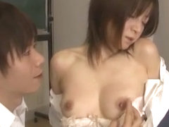 Crazy Japanese slut Ai Komori in Horny BDSM JAV clip