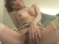 Incredible Japanese model Miku Ohashi in Crazy Cunnilingus, Small Tits JAV movie