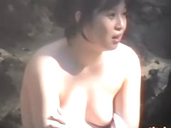 Voyeur cam is shooting the adorable boobs of Asians dvd 57 4