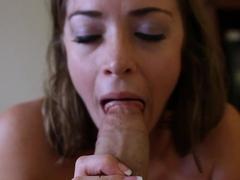 Crazy pornstar in Best Blowjob, POV adult video