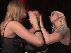 Amazing fetish, anal sex scene with exotic pornstars Lorelei Lee, Maitresse Madeline Marlowe and B.