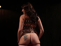 Best fetish adult scene with fabulous pornstars Lorelei Lee and Andy San Dimas from Whippedass