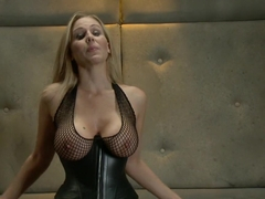 Hottest fetish, anal adult movie with incredible pornstars Bobbi Starr, John Strong and Julia Ann .