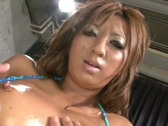 Exotic Japanese whore Juri Sawaki in Horny JAV uncensored Big Tits clip