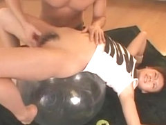 Incredible Japanese whore Mai Ebihara in Amazing Dildos/Toys, Doggy Style JAV video