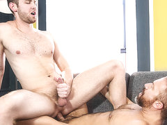 Dirk Caber & Jacob Peterson in Spies Part 1 - DrillMyHole