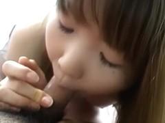 Crazy Japanese slut in Amazing JAV uncensored Cumshots movie