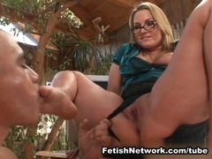 EliteSmothering Movie: Flower Tucci knows how to make guys crazy