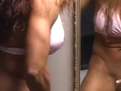 Female Muscle Masturbation 12-The Series