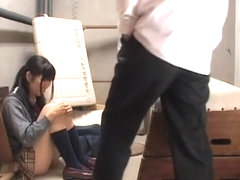 Slutty Jap enjoys a dick in Japanese hardcore movie