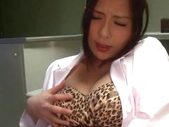 Rin Sakuragi in Lewd Female Surgeon part 1.3