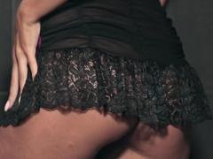 Crazy pornstar in Fabulous Showers, Brunette xxx movie