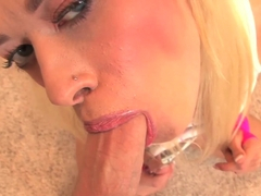 Crazy pornstar Rebecca Blue in Hottest Hardcore, Cumshots adult scene
