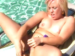 Fabulous pornstar in crazy outdoor, blonde porn scene