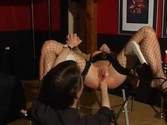 Very Hard Anal Fisting German BDSM -AFM-