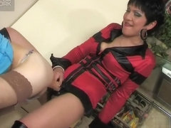StraponSissies Clip: Jessica A and Maurice B