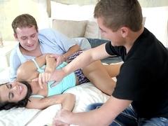 SpoiledVirgins - How spoiled virgins like Valeria like to lose their virginity