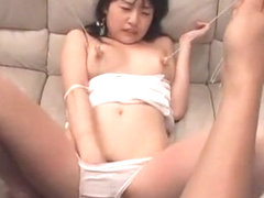 Horny Japanese model Mika Osawa, Emiru Momose, Anri Nonaka in Best Masturbation/Onanii, Small Tits.