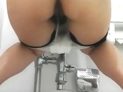 Video compilation of asian women pissing