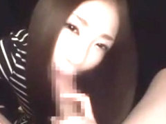 Fabulous Japanese model Minori Hatsune in Exotic POV JAV scene