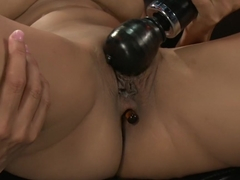 Horny fetish sex clip with best pornstar Beretta James from Fuckingmachines