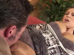 Horny pornstar Devon Lee in best creampie, hairy sex clip