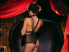 Incredible pornstar Ariana Marie in Exotic Brunette, Gothic porn clip