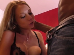 Shawna Lenee takes BBC in her pussy - Cuckold Sessions