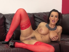 Incredible pornstar Lisa Ann in Fabulous Dildos/Toys, Mature xxx scene