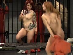 Prison Bad Girls 5: Good For The Ganders