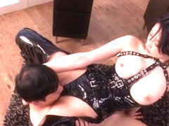 Crazy Japanese whore Azumi Mizushima in Best JAV censored Swallow, Blowjob movie