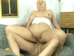 bbw mom picked up for her first anal