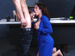 Big Tits at Work: Piece of Cake