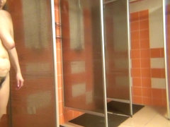 Hidden Spy Showers, Spy Cams Clip Only Here