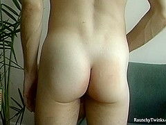 RaunchyTwinks Video: Hot twinks strips for you