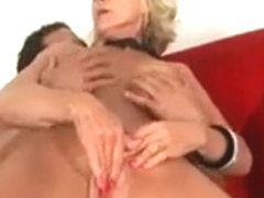 Crazy Grannies, Mature sex scene