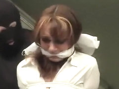 lindsey sinclaire bound and gagged
