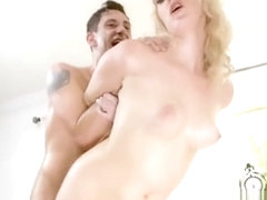 Sexy Teen Cadence Lux Gets Punished By Plumber