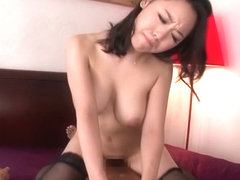 Best Japanese whore Marina Isshiki in Horny JAV censored MILFs, Big Tits video