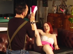Fabulous pornstar Jessica Ryan in best cumshots, fetish adult clip