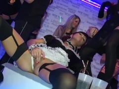 Fabulous pornstar in hottest lingerie, redhead sex scene