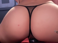 Crazy fetish adult video with best pornstar Dani Daniels from Fuckingmachines