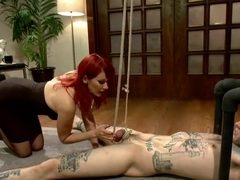Happy Birthday Maitresse!!: Prostate Virgin maleXslave!!!