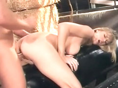 Amazing pornstar Brooke Banner in best blonde, blowjob adult movie