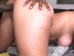 Skyler Luv in Big Booty Masseuse Wrecked By Black Dick Video