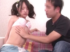 Crazy Japanese girl Mikako Abe in Best JAV censored Small Tits, Blowjob movie