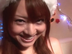 Amazing Japanese model Akiho Yoshizawa in Exotic cosplay, panties JAV video