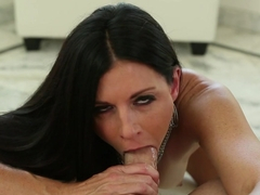 Best pornstar India Summer in Incredible Cumshots, Brunette sex clip