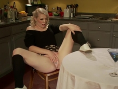 Exotic fetish, blonde porn clip with fabulous pornstars Ella Nova and Christian Wilde from Footwor.